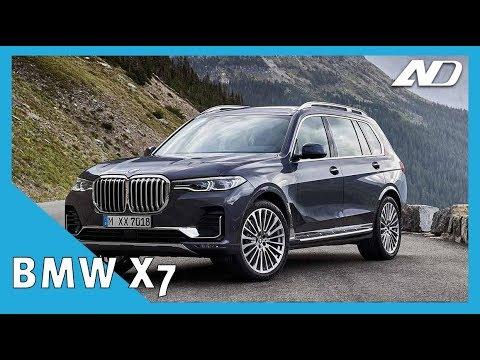 "BMW X7 - ¿Desbancará a Navigator"" - #LAAS18"