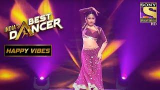 Swetha के 'Morey Piya' Performance से सब रह गये दंग!   India's Best Dancer   Happy Vibes - SETINDIA