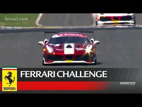 Ferrari Challenge Europe - Barcelona 2018, Trofeo Pirelli Race 2