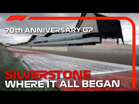 Silverstone: Where It All Began | F1 70th Anniversary