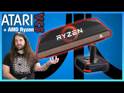 Against All Odds: Atari VCS Mini Ryzen PC + Console Review
