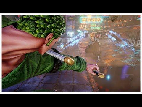 Jump Force - True Shikai Ichigo vs Zoro Images