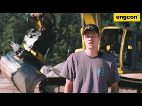 engcon - Meet our customer - Dirt Ninja