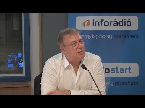 InfoRádió - Aréna - Krisán László - 2021.06.14.