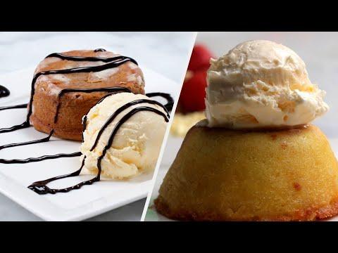 5 Delicious Ways to Make Lava Cakes ? Tasty Recipes