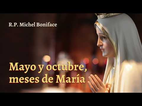 Mayo y octubre, meses de Maria