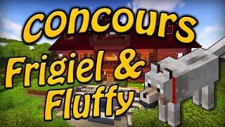 video : Frigiel Frigiel & Fluffy : Le concours de build ! en vidéo