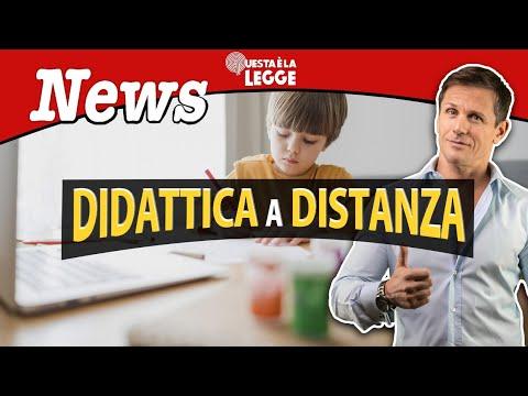 Didattica a distanza | avv. Angelo Greco
