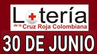 Resultados lotería de la Cruz Roja 30 de Junio de 2020