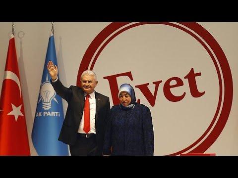 Turquie : ouverture de la campagne pour un référendum controversé
