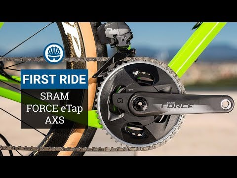 SRAM Force eTap AXS   Cheaper 12 Speed Wireless Shifting Is Here