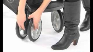 Graco Stadium Duo Tandem Pushchair Video Review - Online4baby - YouTube -  YouTube 06a900d315
