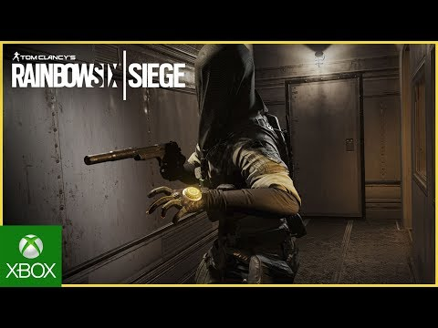 Rainbow Six Siege: Operation Phantom Sight - Nøkk   Trailer   Ubisoft [NA] HD