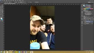 Photoshop CS6 Tutorial - 81 - Despeckle