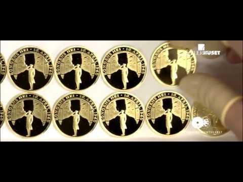 Kongens nei i rettferdig Fairmined gull