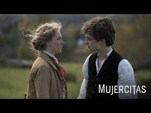 """MUJERCITAS. ¿Quieres bailar conmigo"""" En cines 25 de diciembre."""