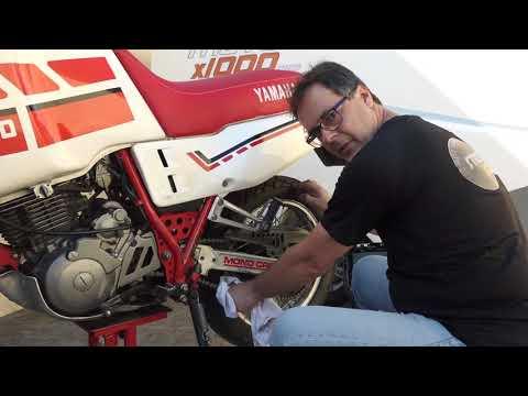 Motosx1000: Como limpiar y engrasar la cadena -Tutorial-