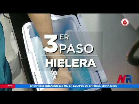 Vacunas de aire son la peligrosa tendencia para engañar en América Latina