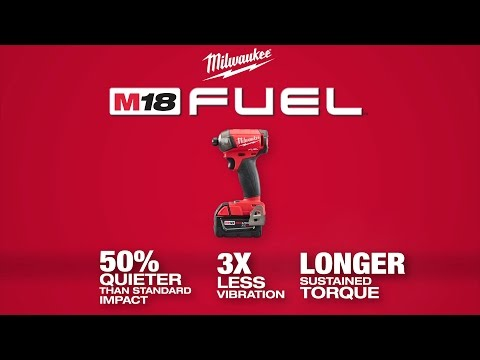 "Milwaukee® M18 FUEL™ Surge™ ¼"" Hydraulic Driver"