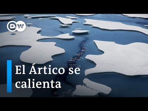 Expedición alemana al Ártico