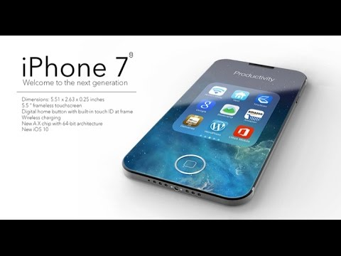 Apple - Releases iPhone 7 and iPhone 7 Plus Smart Phone