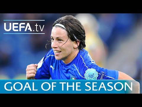 Daniela Sabatino - Is this your Goal of the Season? Vote now!