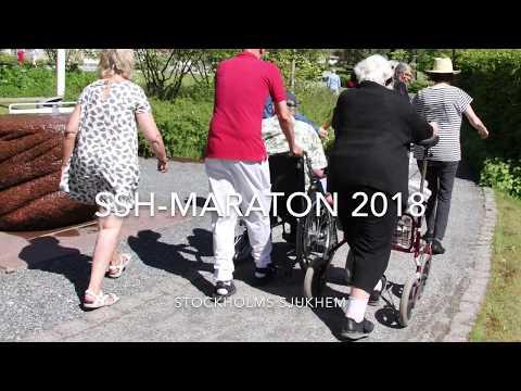 SSH-maraton på Stockholms Sjukhem
