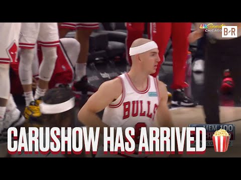 Alex Carushow Has Arrived For The Chicago Bulls