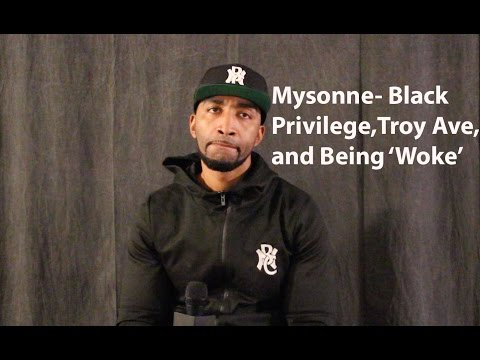 Mysonne speaks on Charlemagne Tha God's 'Black Privilege', Troy Ave, and Being 'Woke'