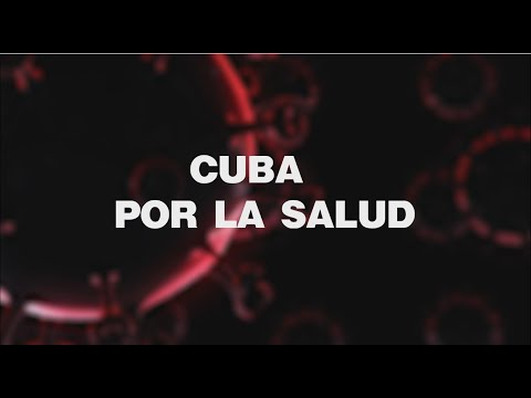 #EnVIVO  Cuba Por La Salud: Resumen semanal del enfrentamiento a la COVID-19