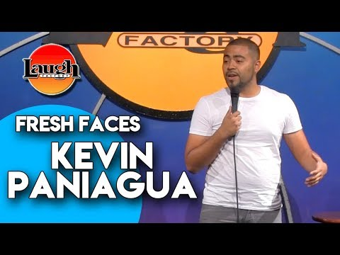 Kevin Paniagua   Fresh Faces   Laugh Factory Stand Up Comedy