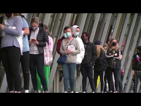 Melbourne cases hit record despite weeks of lockdown