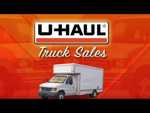 U-Haul Truck Sales
