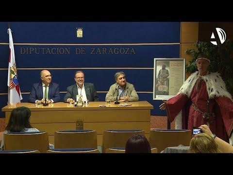 La DPZ recuerda el 900º aniversario de la conquista de Zaragoza
