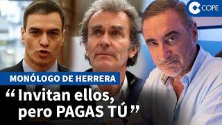 """Herrera: """"Menos chapuzas y más respiradores"""""""