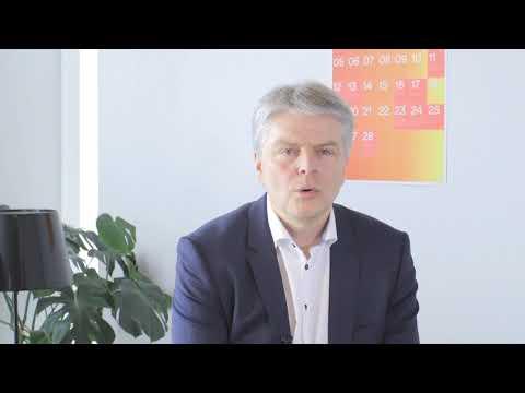 Entreprenörens oraka väg beskriven av Uminova Innovations vd Nils-Olof Forsgren