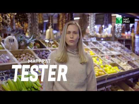 MatPrat Tester (Trailer webserie 15sek)