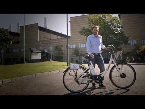 Driftchef Pontus Isaksson - Akademiska Hus