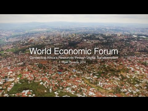 Africa 2016 | Connecting Africa's Resources through Digital Transformation