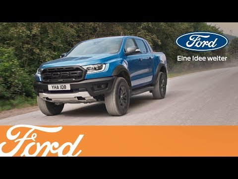 Der neue Ford Ranger Raptor ist da | Ford Austria