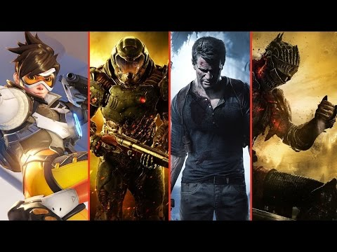 IGN AU's Top 18 Games of 2016