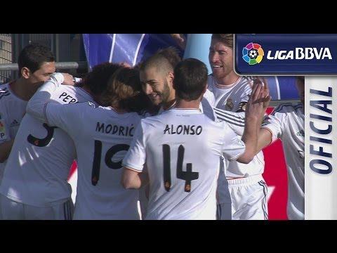 الليغا الإسبانية: مباراة خيطافي وريال مدريد 0-3