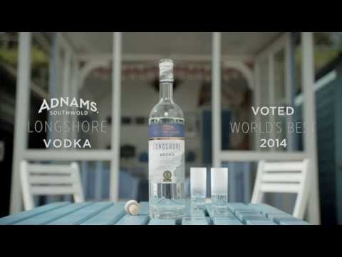 The World's best vodka* - Adnams Longshore Vodka