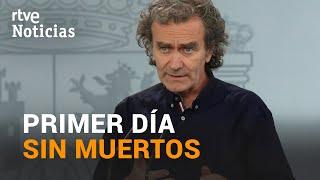 35 FALLECIDOS en la última semana en ESPAÑA