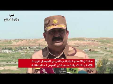 القتل والنزوح أبرز مؤشرات معارك الموصل