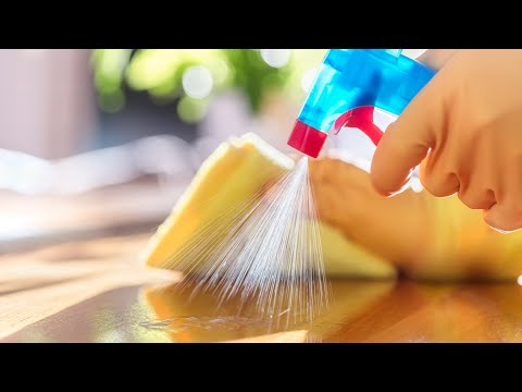 Cover photo for Homegrown | How to Safely Sanitize Surfaces at Home