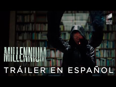 LO QUE NO TE MATA TE HACE MÁS FUERTE.  Teaser Tráiler Internacional. En cines 26 de octubre.