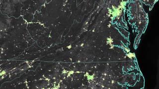 NASA | NASA Sees Holiday Lights from Space