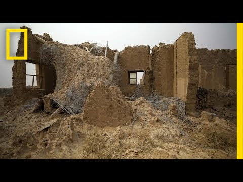 Would You Stay if Your Homeland Became a Desert? | National Geographic