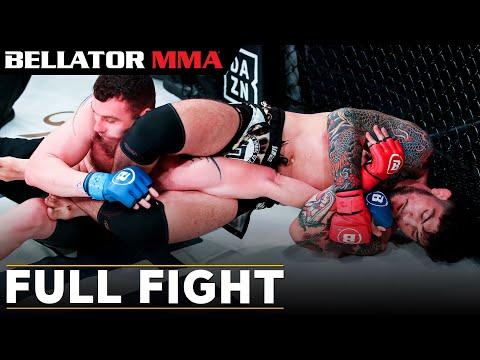 Full Fight | Dillon Danis vs. Max Humphrey | Bellator 222